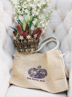 The Royal Box curated luxury gift boxes | designsgirl + L'Arrangement | image by Ashley Sawtelle