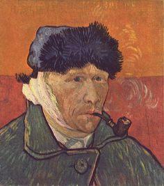 Self-Portrait Van Gogh