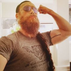 """""""Feelin Fuzzy and Follically gifted again; Kevin Durand, The St, Movies And Tv Shows, Hot Guys, Actors, Mens Tops, Vikings, The Vikings, Actor"""