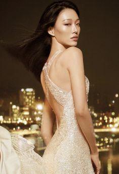 Behavior, One Shoulder Wedding Dress, Wedding Dresses, Model, Fashion, Behance, Bride Dresses, Moda, Bridal Wedding Dresses