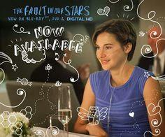 The fault in our stars #TFIOS #Hazel #Augustus #TrueLoveStory