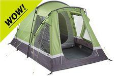Hi Gear Aura 3 Family Tent