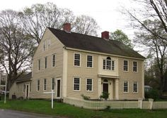 Abner Richmond Tavern, Ashford CT  It's for sale!