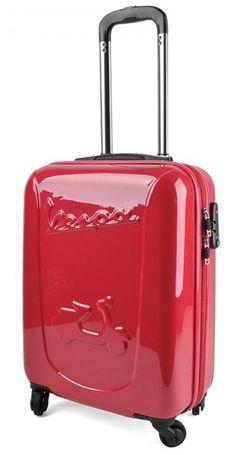 Vespa 98 Trolley - Red