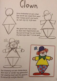 how to draw braids Drawing Lessons For Kids, Art Drawings For Kids, Easy Drawings, Art Lessons, Art For Kids, Circus Crafts, Circus Art, Circus Theme, Clown Cirque