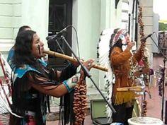 IMAGENES - Indian,s live in Geiselwind zum Truckertreffen 2011! Indianermusik - Teil 2 - YouTube