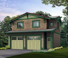Plan 012G-0011 - Garage Plans and Garage Blue Prints from The ...