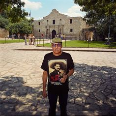 Man at The Alamo, TX 1999 | Sightseer by Roger Minick Martin Parr, My Darling, Hipster, Pictures, Destinations, Rock, City, Photos, Hipsters