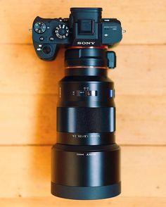 Lovely setup Sony A7RII  Sony Carl Zeiss Sonnar T 1.8/135 ZA  Photo by @thephotogear