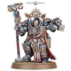 New Grey Knights Grand Master