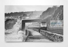 HST On Stormy Dawlish Sea Wall HST On Stormy Dawlish Sea Wall. Available as canvas metal and wooden block prints. The post HST On Stormy Dawlish Sea Wall appeared first on GDMK Images. HST On Stormy Dawlish Sea Wall Next Wall Art, Canvas Prints, Art Prints, Wall Art Pictures, Wooden Blocks, Block Prints, Picture Wall, Sea, Outdoor