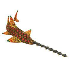 Eleazar Morales: Smalltooth Sawfish