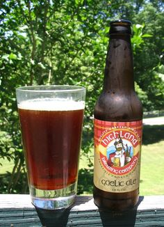 Highland Brewing Co - Gaelic Ale - Asheville NC