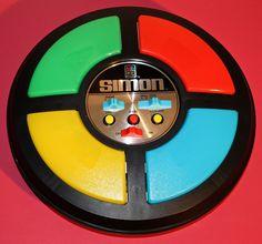 Vintage 1978 Milton Bradley SIMON Says game by SCVHA, via Flickr