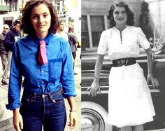 Jacqueline Bouvier Kennedy July 28, 1929 – May 19, 1994), And Daughter Of Edwin Arthur Schlossberg (m. 1986–present) His Wife Caroline Kennedy ... Rose Kennedy Schlossberg .So Looks Like Her Grandmother .so similar.To Her..Jacqueline Bouvier Kennedy http://en.wikipedia.org/wiki/Jacqueline_Kennedy_Onassis http://en.wikipedia.org/wiki/Edwin_Schlossberg