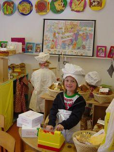 Les 2.7 De bakker  Thema bakker: bakkershoek