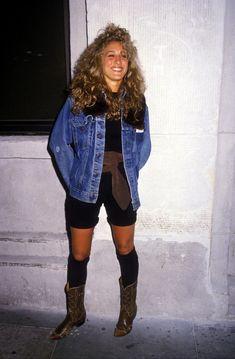 Sarah Jessica Parker's '80s Style