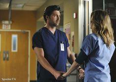 Derek and Meredith | Photo de Grey's anatomy saison 7 : photos promo de l'épisode 2 !