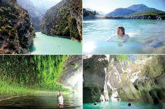 Die Côte d'Azur ist zwar wunderschön, allerdings auch ziemlich teuer. Frankreich bietet aber jede Menge Alternativen zu seiner Meeresküste: Das Inland ist voll von zauberhaften Badestellen, Quellen, Wasserfällen und Seen. Der Brite Daniel Start hat über diese Geheimtipps jetzt einen Reiseführer geschrieben.