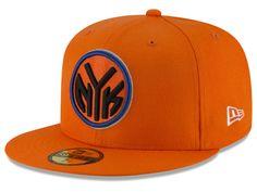 New York Knicks New Era NBA Solid Team 59FIFTY Cap e640d39d16e