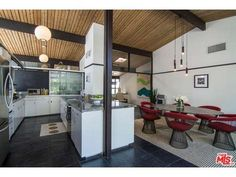 Sharp Mid-Century Modern That Frank Gehry Helped Build Asking $1.4 Million in Los Feliz - New to Market - Curbed LA