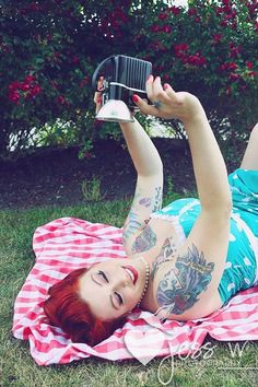#pinup #rockabilly #tattoos #vintage