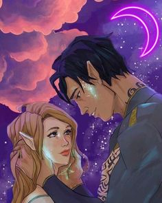 A Court of Thorns and Roses A Court Of Wings And Ruin, A Court Of Mist And Fury, Fanart, Feyre And Rhysand, Roses Book, Sarah J Maas Books, Throne Of Glass Series, Crescent City, Book Characters