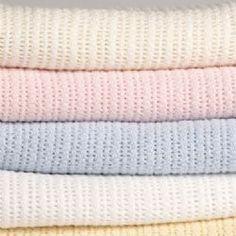 Blanket - Cellular (100% organic)