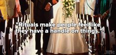 There's a scientific reason we love weddings: Stability in chaos