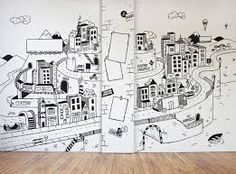 creative wall art - Google Search
