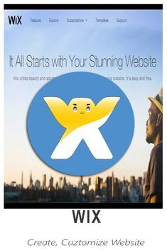 Wix - Build your own website,no coding skills needed You Got This, Just For You, Build Your Own Website, Great Apps, Professional Website, Virtual Assistant, Coding, Learning, Studying