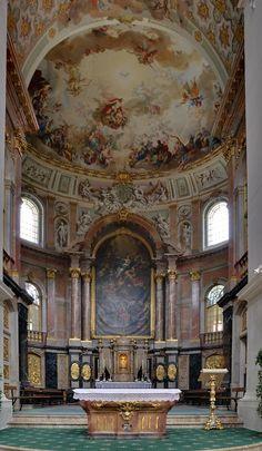 Kloster Ettal Bayern Deutschland
