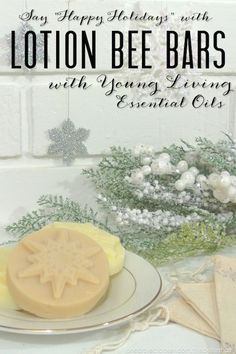 I've heard these Lotion Bars are amazing! Can't wait to make these for teacher gifts too.
