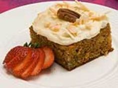Canada's Best Carrot Cake with Cream Cheese Icing Recipe