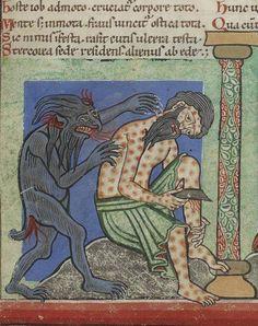 demonagerie: Bibliothèque nationale de France,... - Lumière du Moyen Age