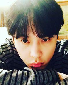 Junhyung - Beast 161027 | cr.bigbadboii update Instagram