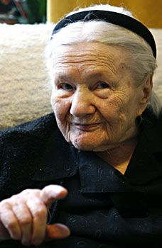 Irena Sendler saved 2,500 Jewish children from the Nazis - remarkable courage and commitment.