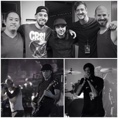 linkinpark: Our special guests last night at the... | Linkin Park News