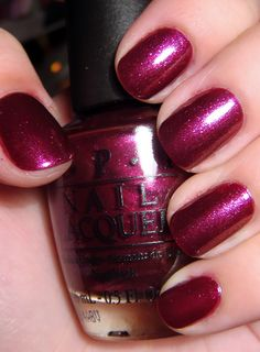 OPI - The One That Got Away LOVE IT- boyfriend bought it for me!