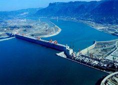 Three Gorges Dam, Chongqing China