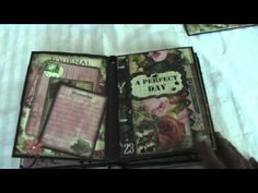 Prima Romance Novel Vertical Paperbag Mini Album - YouTube