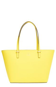 Free shipping and returns on kate spade new york 'small cedar street harmony' tote at Nordstrom.com. Crosshatched leather composes a minimalist tote with vintage glamour.