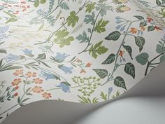 Buy Boråstapeter 5475 Flora Wallpaper | Jubileum | Fashion Interiors