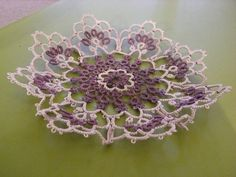 3D doily by Forever Beginner, design by Teiko Fujito