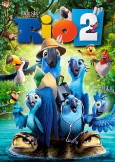 Rio 2 The cutest and Frogs on Pinterest