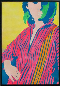 Joav BAREL - Untitled 1969