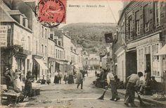 #Gavray (#Manche), patronymes : Esnée, Herman, Mette, Perotte #généalogie #challengeAZ #cartepostale #oldpostcard #cartepostaleancienne