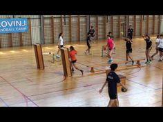 Handball drills inspiration 1 - YouTube