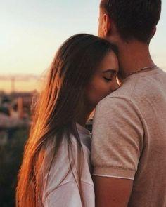 *couple goals together*/*fotos en pareja*/ Cute Couples Photos, Cute Couple Pictures, Cute Couples Goals, Happy Couples, Cute Couples Cuddling, Happy Pictures, Romantic Pictures, Couples In Love, Couple Tumblr