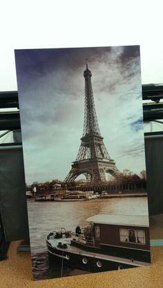 #eiffeltower on Dibond Prints by TOPAGO.eu
